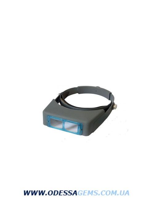 Очки бинокулярные OPTI 2,5х, фокусное расстояние 200 мм