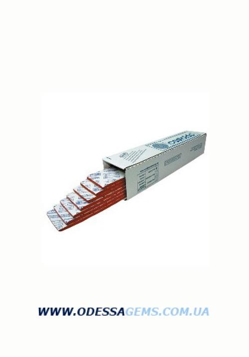 Резина силиконовая CASTALDO Econosil красная в полосках (2,27 кг)