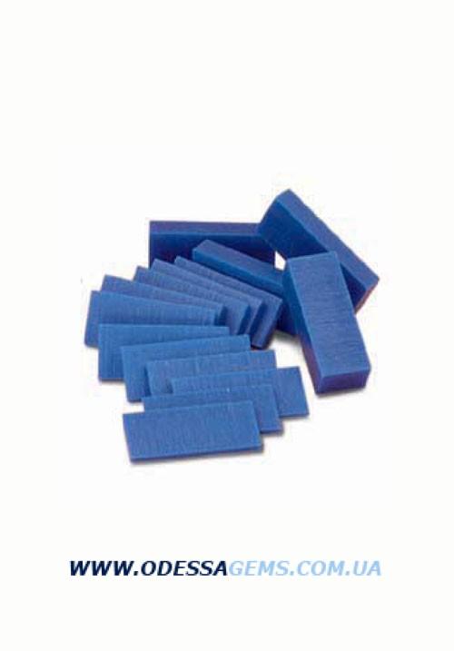Купить Набор восковых пластин FERRIS BSL синий (16 шт., 454 г) 36,5 x 92,1 х 4,8 - 25,4 мм