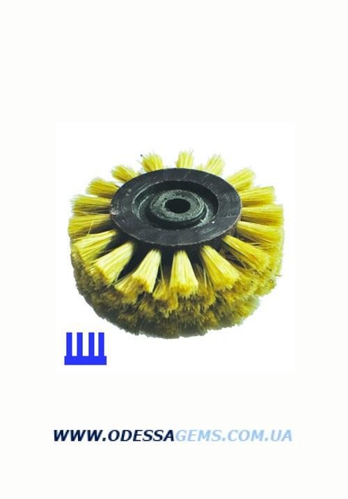 Купить Полировальный круг 64 мм для станка, четырех рядная щетина. Ереван