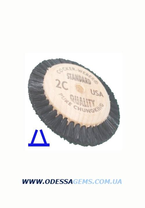 Купить Полировальный круг 68 мм для станка на деревянной основе