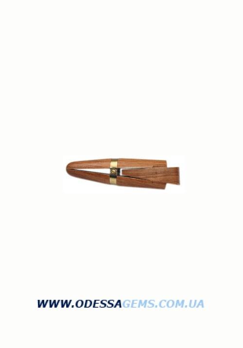 Тиски деревянные ручные с клином