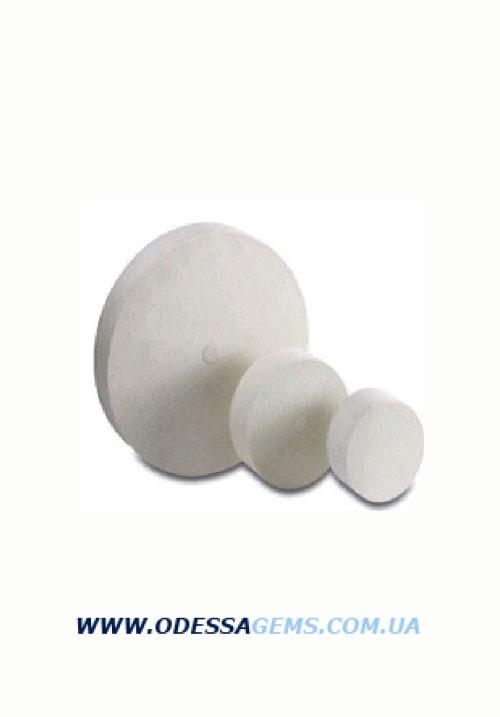 Фетр полировальные круги твердые (диаметр 18 мм, толщина 2.9 мм)