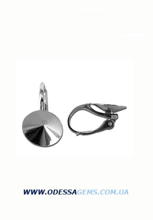 Серьги серебро 925 проба №00191