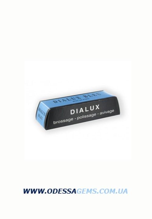 Паста полировальная DIALUX синяя (110 г)