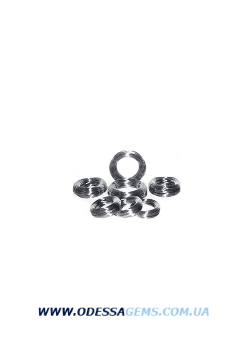 Купить Проволока стальная Ø0,25 мм, Ø0,32 мм  цена за метр