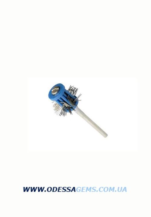 Крацовка - матовка синяя 10х16х12 (0,25 - 0,3 мм)